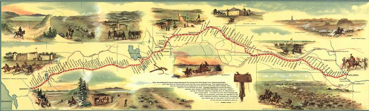 Pony Express 10 Things You May Not Know About the Pony Express History Lists