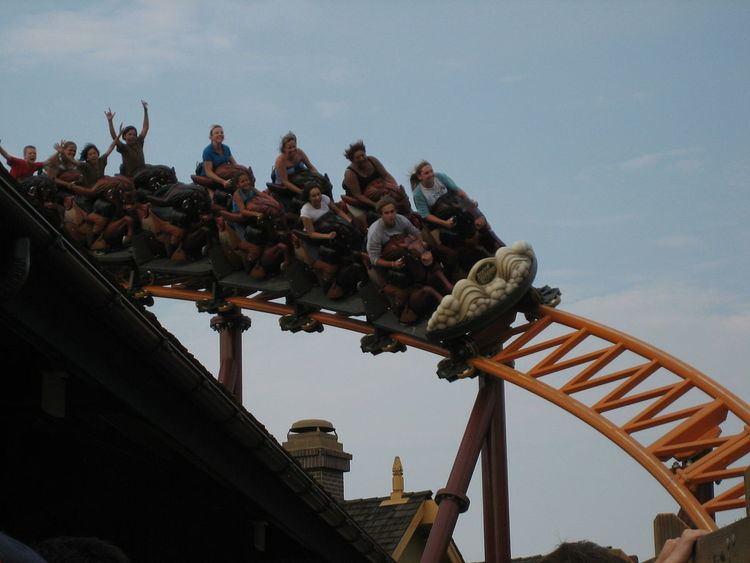 Pony Express (roller coaster)