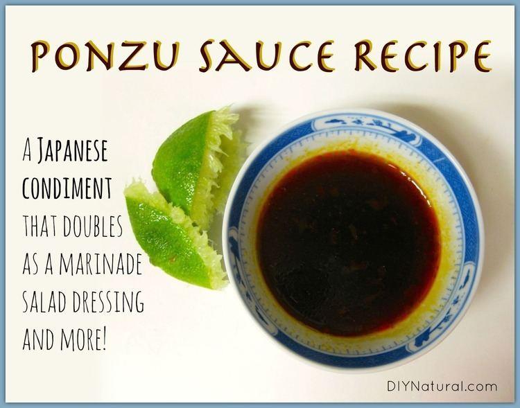 Ponzu Ponzu Sauce Recipe A Japanese Umami Condiment amp More