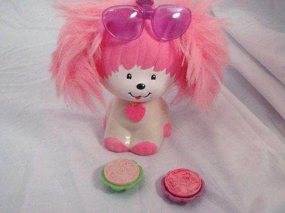 Poochie (toy) Poochie Stamper Toy By Matel Barbie Giocattoli Ragazze e Francobolli