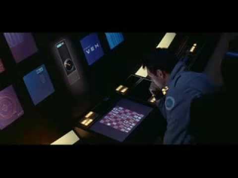 Poole versus HAL 9000 httpsiytimgcomviMzIQUDQOaghqdefaultjpg