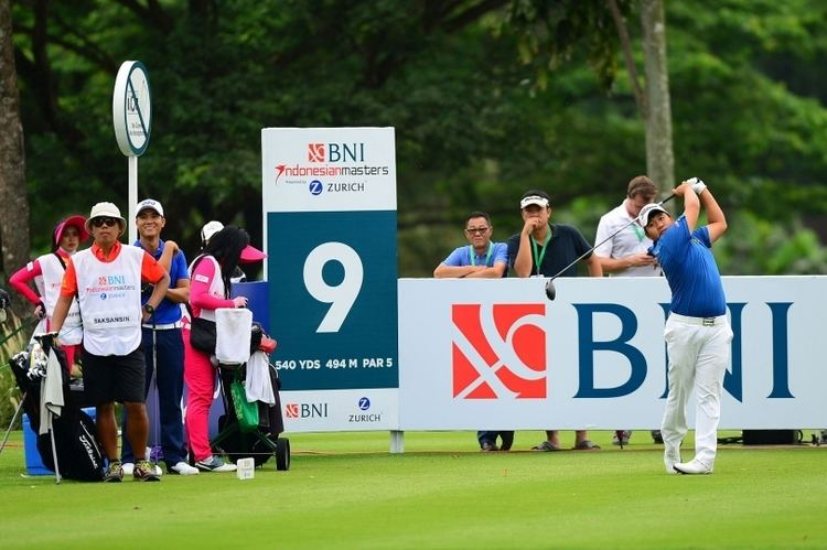 Poom Saksansin Baby Faced Poom Takes 3rd Round Lead in Indonesia
