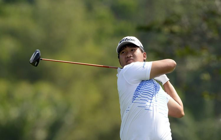 Poom Saksansin Know your graduate Poom Saksansin Asian Tour Professional Golf