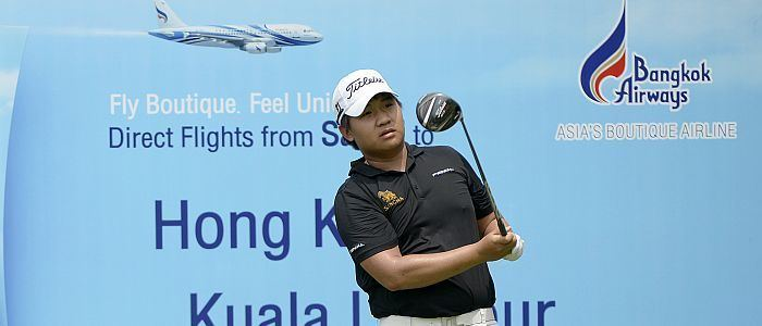 Poom Saksansin 2014 Queen39s Cup Asian Tour Professional Golf in Asia