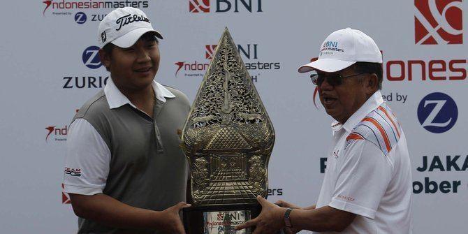Poom Saksansin Poom Saksansin juara Indonesian Masters 2016 merdekacom
