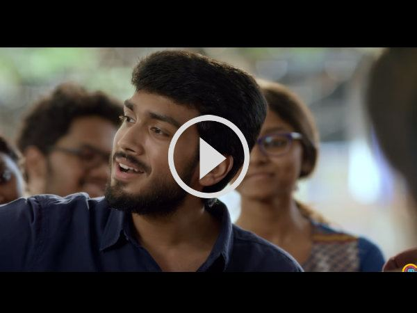 Poomaram Kalidas Jayaram39s Poomaram Song Crosses 25 Million Views On YouTube