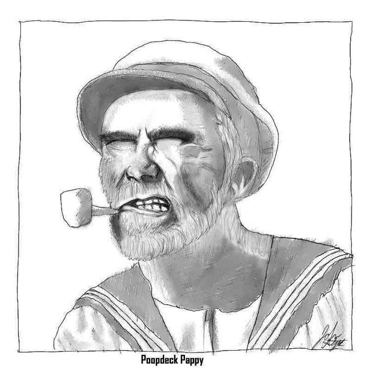 Poopdeck Pappy Poopdeck Pappy by BitVector on DeviantArt