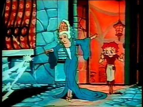 Poor Cinderella Betty Boop Poor Cinderella 1934 HQ YouTube