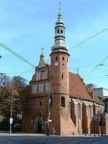 Poor Clares' Church, Bydgoszcz httpsuploadwikimediaorgwikipediacommonsthu