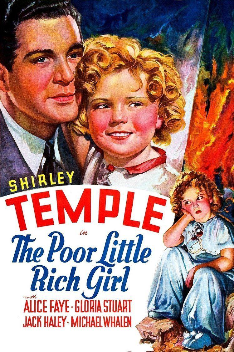 Poor Little Rich Girl (1936 film) wwwgstaticcomtvthumbmovieposters1528p1528p