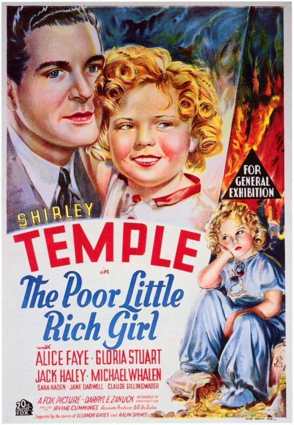 Poor Little Rich Girl (1936 film) Poor Little Rich Girl Movie Posters From Movie Poster Shop