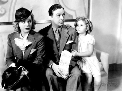 Poor Little Rich Girl (1936 film) Poor Little Rich Girl Alice Faye Jack Haley Shirley Temple 1936