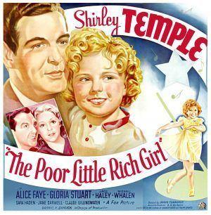 Poor Little Rich Girl (1936 film) Poor Little Rich Girl 1936 film Wikipedia