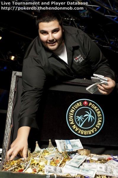 Poorya Nazari Poorya Nazaris Gallery Hendon Mob Poker Database