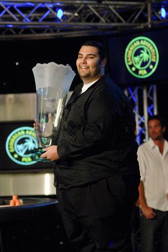 Poorya Nazari 2009 PCA Nazari crowned king of Atlantis PokerStarsBlogcom