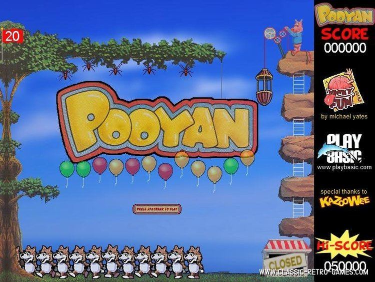 Pooyan Download Pooyan amp Play Free Classic Retro Games