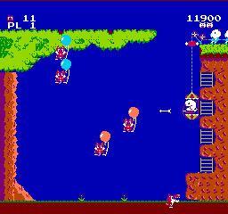 Pooyan Pooyan Japan ROM lt NES ROMs Emuparadise