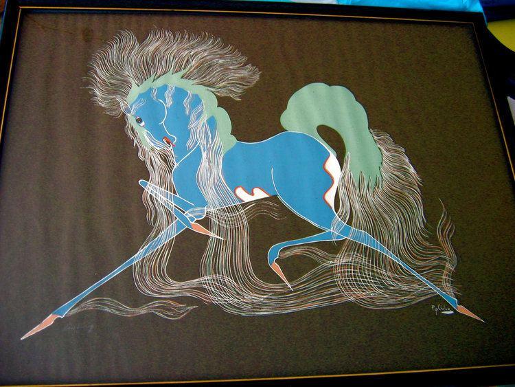 Pop Chalee Exquisite Louie Ewing Pop Chalee Fantasy Horse by MyEstateSale