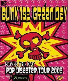 Pop Disaster Tour movie poster