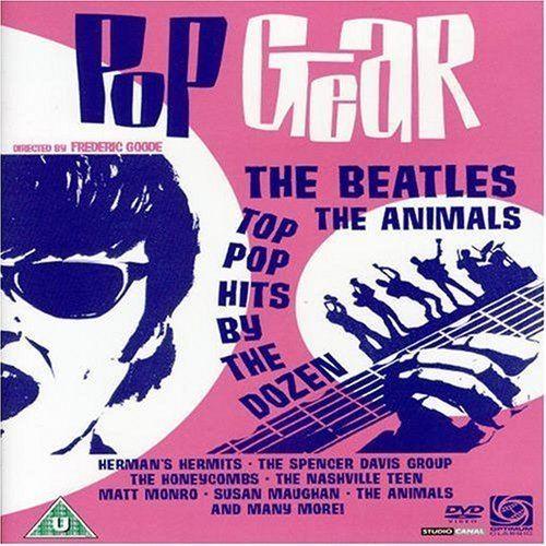 Pop Gear Pop Gear DVD Amazoncouk Frederic Goode DVD Bluray