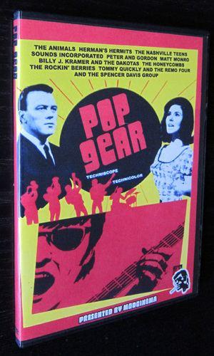 Pop Gear POP GEAR 1965 DVD modcinema