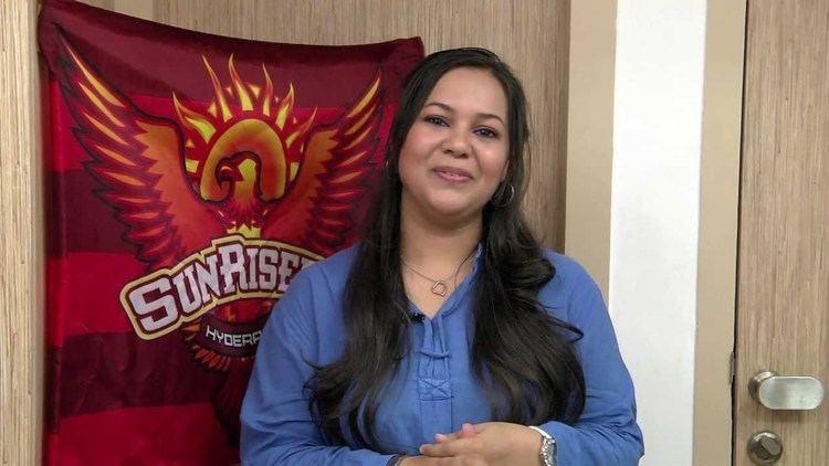Pop Shalini Shalini Singh Sunrisers Hindi YouTube