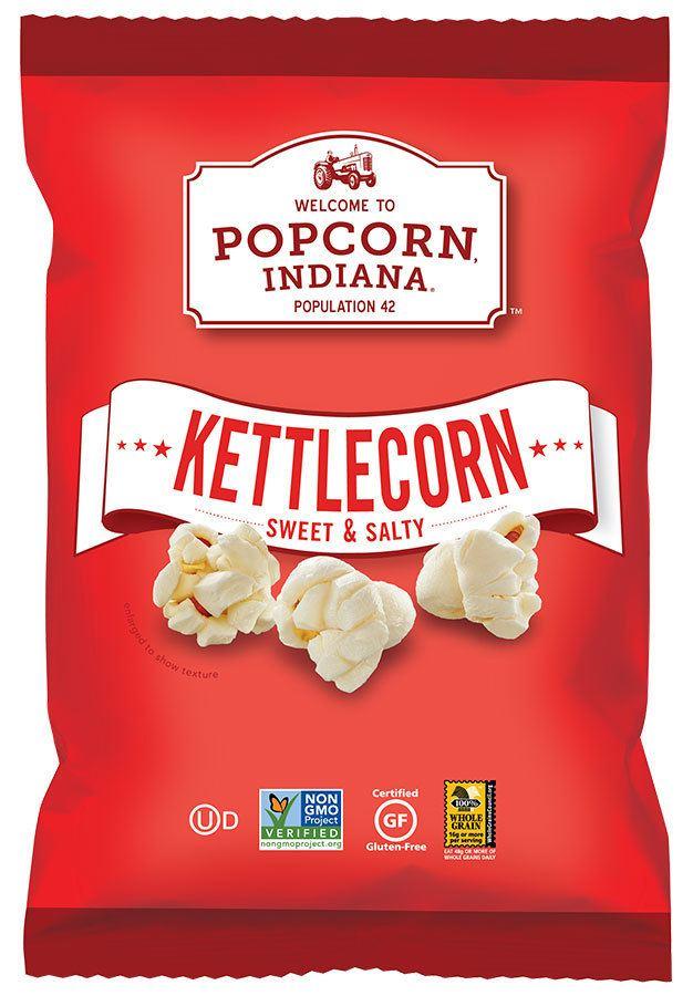 Popcorn, Indiana (brand) Popcorn Indiana We Live For Popcorn