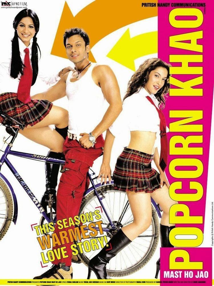 Popcorn Khao Mast Ho Jao Bollywood Romantic Film Lights
