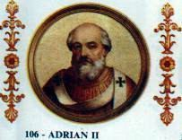 Pope Adrian II httpsuploadwikimediaorgwikipediacommonsaa