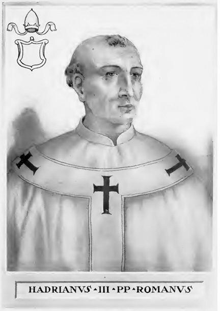 Pope Adrian III FilePope Adrian IIIjpg Wikimedia Commons