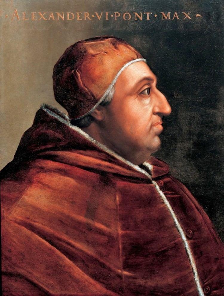 Pope Alexander VI httpsuploadwikimediaorgwikipediacommons66