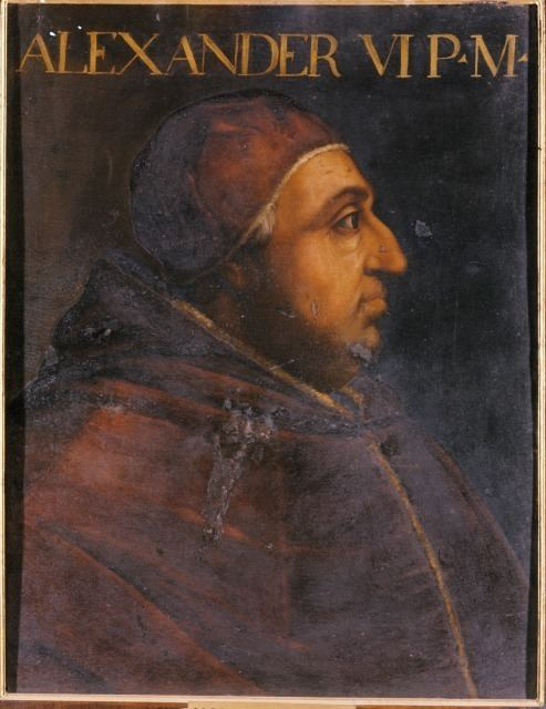 Pope Alexander VI The Pope asserts rights to colonize convert and enslave