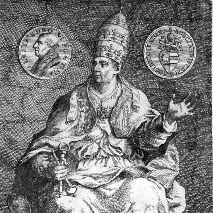 Pope Alexander VI Today in History 18 August 1503 Death of Pope Alexander VI