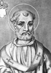 Pope Anacletus wwwcatholicorgfilesimagessaints827jpg