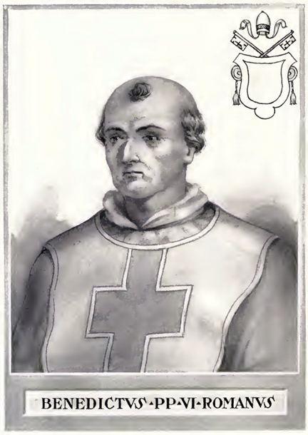 Pope Benedict VI httpsuploadwikimediaorgwikipediacommons66