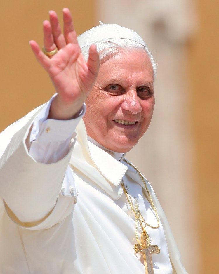 Pope Benedict XVI Benedict XVI AirMariacom