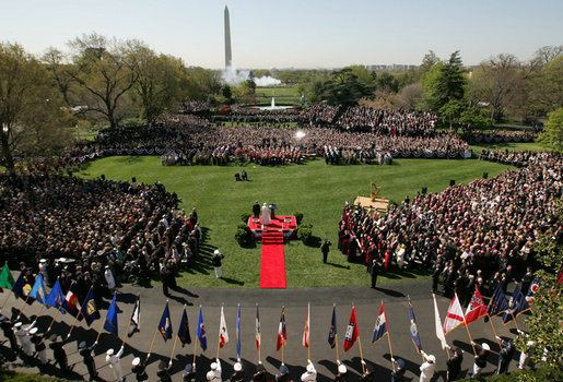Pope Benedict XVI's visit to the United States