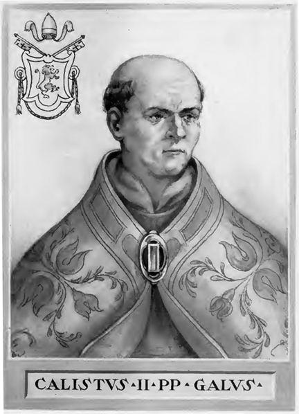 Pope Callixtus II FilePope Callixtus IIjpg Wikimedia Commons