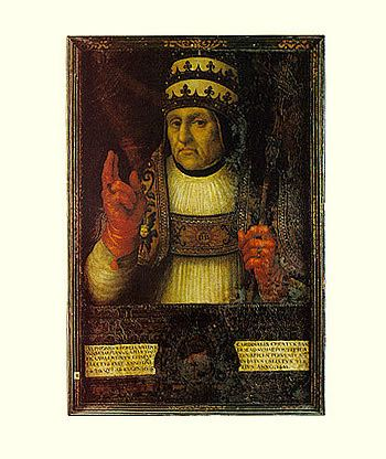 Pope Callixtus III Historical facts at the Valencia Cathedral