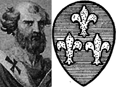 Pope Celestine II catholicsaintsinfowpcontentgallerypopecelest