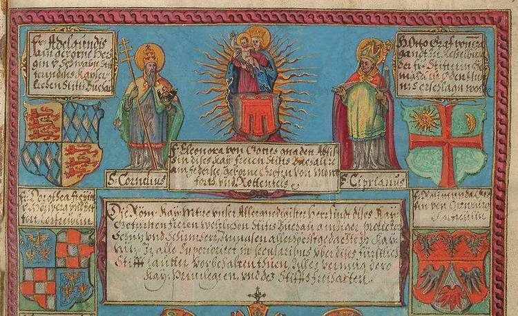 Pope Cornelius St Cornelius Pope And St Cyprian Bishop Martyrs September 16