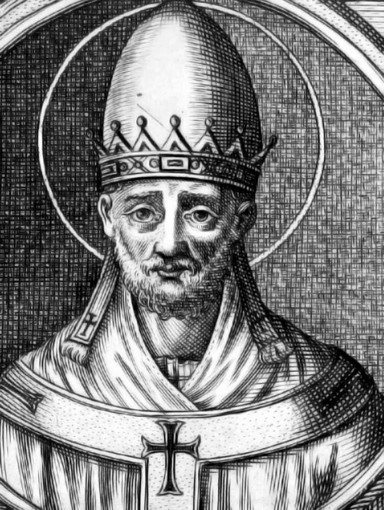 Pope Damasus I Today in History 11 December 384 Death of Pope Damasus I