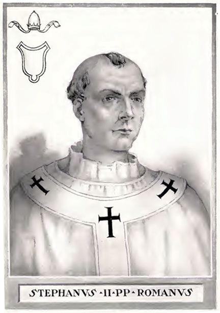 Pope-elect Stephen httpsuploadwikimediaorgwikipediacommons88