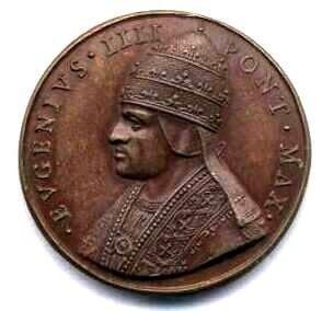 Pope Eugene IV EgyptSearch Forums Ethiopian Coptic Priests Meeting Pope Eugenius