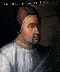 Pope Eugene IV httpsuploadwikimediaorgwikipediacommons33