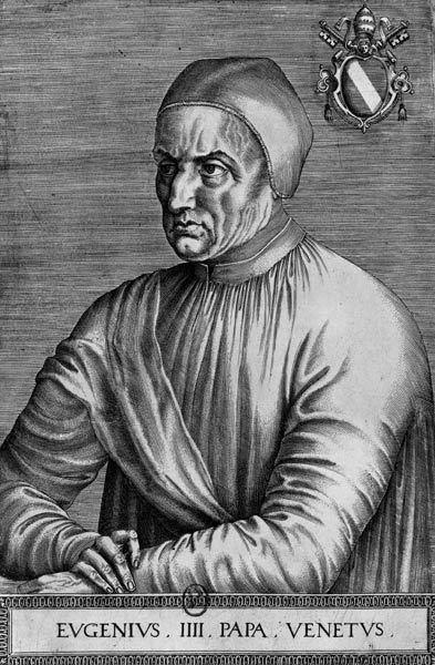 Pope Eugene IV Pope Eugene IV Wikipedia the free encyclopedia