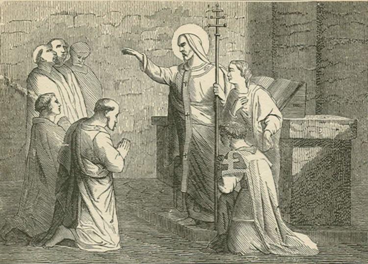 Pope Evaristus A Catholic Life Pope St Evaristus