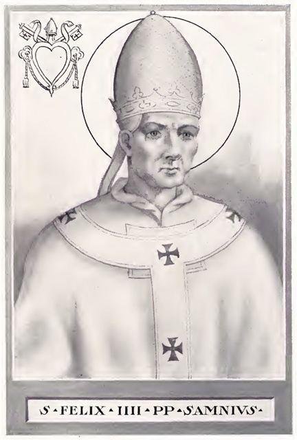 Pope Felix IV httpsuploadwikimediaorgwikipediacommons44