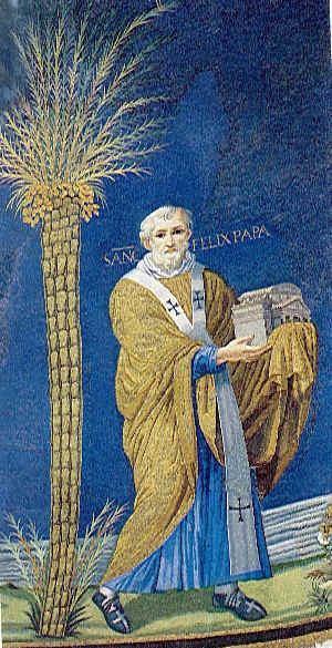 Pope Felix IV Pope Felix IV Wikipedia