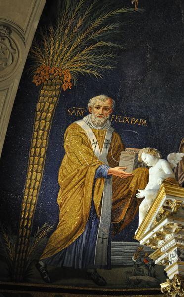Pope Felix IV wwwadorazioneeucaristicaitPapa54feliceIV2jpg